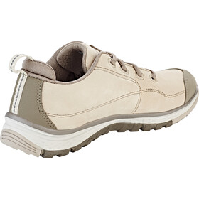 Keen Terradora Leather Sneakers Women Pure Cashmere/Brindle